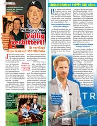 Titelbild der Ausgabe 38/2019 von MEGHAN & HARRY: Letzter Ausweg: SCHEIDUNG?. Zeitschriften als Abo oder epaper bei United Kiosk online kaufen.