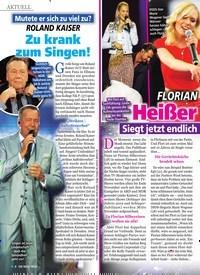 Titelbild der Ausgabe 42/2019 von ROLAND KAISER: Zu krank zum Singen!. Zeitschriften als Abo oder epaper bei United Kiosk online kaufen.
