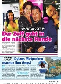 Titelbild der Ausgabe 44/2019 von HARDY KRÜGER JR.:Der Zoff geht in die nächste Runde. Zeitschriften als Abo oder epaper bei United Kiosk online kaufen.