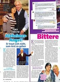 Titelbild der Ausgabe 46/2019 von Alzheimer-Angst!. Zeitschriften als Abo oder epaper bei United Kiosk online kaufen.