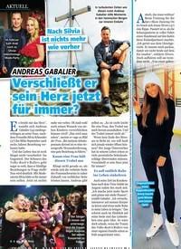 Titelbild der Ausgabe 46/2019 von Sind unsere Stars nicht mehr sicher?. Zeitschriften als Abo oder epaper bei United Kiosk online kaufen.