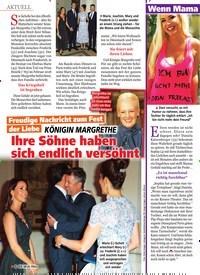 Titelbild der Ausgabe 49/2019 von DANIELA KATZENBERGER: Sophia hat gerade eine riesige Trotzphase. Zeitschriften als Abo oder epaper bei United Kiosk online kaufen.