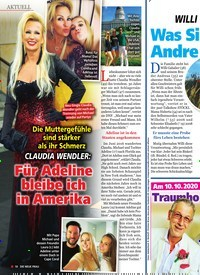 Titelbild der Ausgabe 49/2019 von WILLI GABALIER: Was Sie noch nicht über Andre as wussten. Zeitschriften als Abo oder epaper bei United Kiosk online kaufen.