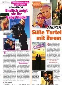 Titelbild der Ausgabe 5/2020 von LENA GERCKE: Endlich zeigt sie ihr Baby-Glück!. Zeitschriften als Abo oder epaper bei United Kiosk online kaufen.