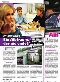 Titelbild der Ausgabe 6/2020 von DANIELA KATZENBERGER Am Ende ihrer Kräfte!. Zeitschriften als Abo oder epaper bei United Kiosk online kaufen.