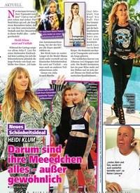 Titelbild der Ausgabe 7/2020 von Neues Schönheitsideal: HEIDI KLUM: Darum sind ihre Meeedchen alles - außer gewöhnlich. Zeitschriften als Abo oder epaper bei United Kiosk online kaufen.