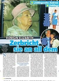Titelbild der Ausgabe 11/2020 von Zerbricht sie an all dem Kummer?. Zeitschriften als Abo oder epaper bei United Kiosk online kaufen.