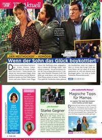 """Titelbild der Ausgabe 49/2018 von TV-Aktuell: """"der Nesthocker"""" – komödie: Wenn der Sohn das Glück boykottiert. Zeitschriften als Abo oder epaper bei United Kiosk online kaufen."""