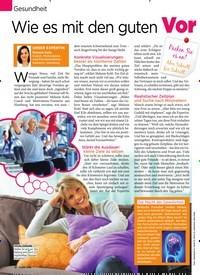 Titelbild der Ausgabe 1/2019 von Gesundheit: Wie es mit den guten Vor sätzen klappt: Ganz einfach gesünder leben. Zeitschriften als Abo oder epaper bei United Kiosk online kaufen.