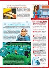 Titelbild der Ausgabe 5/2019 von Jeder 3. Deutsche ist ständig pleite: Wie Sie fix 620 Euro pro Monat sparen. Zeitschriften als Abo oder epaper bei United Kiosk online kaufen.