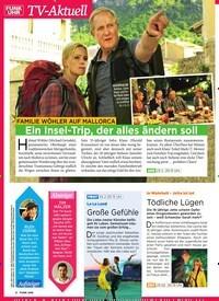 Titelbild der Ausgabe 8/2019 von Familie Wöhler auf Mallorca: Ein Insel-Trip, der alles ändern soll. Zeitschriften als Abo oder epaper bei United Kiosk online kaufen.