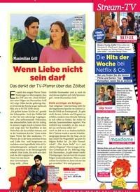 Titelbild der Ausgabe 10/2019 von Wenn LIEBE nicht sein darf. Zeitschriften als Abo oder epaper bei United Kiosk online kaufen.