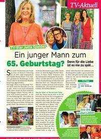 Titelbild der Ausgabe 12/2019 von TV-Aktuell: T V-Star Jutta Speidel: Ein junger Mann zum 65. Geburtstag?. Zeitschriften als Abo oder epaper bei United Kiosk online kaufen.