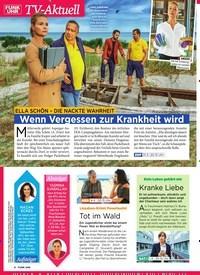 Titelbild der Ausgabe 13/2019 von ELLA Schön – die nackte Wahrheit: Wenn Vergessen zur Krankheit wird. Zeitschriften als Abo oder epaper bei United Kiosk online kaufen.