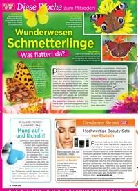 Titelbild der Ausgabe 22/2019 von Diese Wochezum Mitreden. Zeitschriften als Abo oder epaper bei United Kiosk online kaufen.