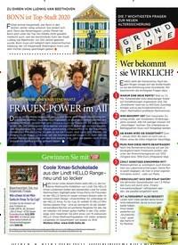 Titelbild der Ausgabe 48/2019 von DIE 7 WICHTIGSTEN FRAGEN ZUR NEUEN ALTERSSICHERUNG: Wer bekommt sie WIRKLICH?. Zeitschriften als Abo oder epaper bei United Kiosk online kaufen.