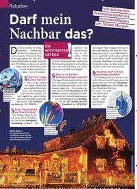 Titelbild der Ausgabe 48/2019 von Ratgeber: Darf mein Nachbar das?. Zeitschriften als Abo oder epaper bei United Kiosk online kaufen.