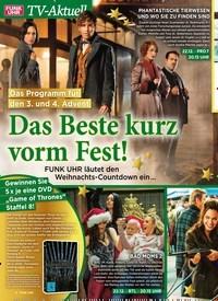 Titelbild der Ausgabe 50/2019 von Das Beste kurz vorm Fest!. Zeitschriften als Abo oder epaper bei United Kiosk online kaufen.