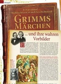 Titelbild der Ausgabe 51/2019 von Wissen: Grimms Märchen. Zeitschriften als Abo oder epaper bei United Kiosk online kaufen.