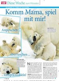 Titelbild der Ausgabe 4/2020 von IM SCHNEE ZU TOBEN IST SO SCHÖN!: Komm Mama, spiel mit mir!. Zeitschriften als Abo oder epaper bei United Kiosk online kaufen.