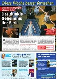 """Titelbild der Ausgabe 4/2020 von Unser Stream-Highlight: """"Babylon Berlin"""": Das dunkle Geheimnis der Serie. Zeitschriften als Abo oder epaper bei United Kiosk online kaufen."""