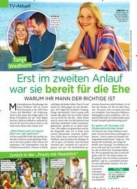 Titelbild der Ausgabe 9/2020 von TV-Aktuell: Erst im zweiten Anlauf war sie bereit für die Ehe. Zeitschriften als Abo oder epaper bei United Kiosk online kaufen.