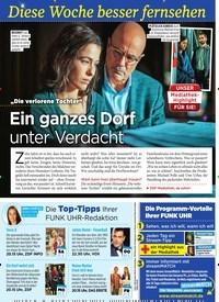 """Titelbild der Ausgabe 12/2020 von Diese Woche besser fernsehen: """"Die verlorene Tochter"""": Ein ganzes Dorf unter Verdacht. Zeitschriften als Abo oder epaper bei United Kiosk online kaufen."""