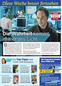 """Titelbild der Ausgabe 13/2020 von Diese Woche besser fernsehen: """"Mammon"""": Die Wahrheit kommt immer ans Licht. Zeitschriften als Abo oder epaper bei United Kiosk online kaufen."""