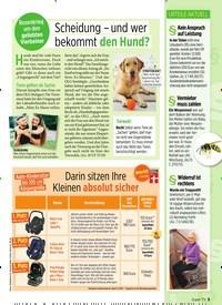 Titelbild der Ausgabe 27/2019 von Rosenkrieg um den geliebten Vierbeiner: Scheidung – und wer bekommt den Hund?. Zeitschriften als Abo oder epaper bei United Kiosk online kaufen.