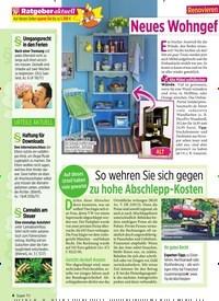 Titelbild der Ausgabe 28/2019 von Renovieren und Akzente setzen: Neues Wohngef ühl zum kleinen Preis!. Zeitschriften als Abo oder epaper bei United Kiosk online kaufen.