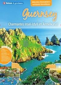 Titelbild der Ausgabe 31/2019 von Bildschöne Küstenpfade & verträumte Herrenhäuser: Guernsey Charmantes Insel-Idyll im Ärmelkanal. Zeitschriften als Abo oder epaper bei United Kiosk online kaufen.