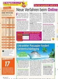 Titelbild der Ausgabe 41/2019 von Neue Verfahren beim Online -Banking. Zeitschriften als Abo oder epaper bei United Kiosk online kaufen.