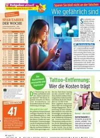 Titelbild der Ausgabe 45/2019 von Wie gefährlich sind Billig-LEDs wirklich?. Zeitschriften als Abo oder epaper bei United Kiosk online kaufen.