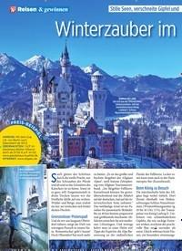 Titelbild der Ausgabe 48/2019 von Winterzauber im Allgäu. Zeitschriften als Abo oder epaper bei United Kiosk online kaufen.