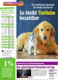 Titelbild der Ausgabe 6/2020 von So bleibt Tierliebe bezahlbar. Zeitschriften als Abo oder epaper bei United Kiosk online kaufen.