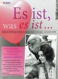 Titelbild der Ausgabe 7/2020 von Es ist, was es ist……sagt die Liebe. Zeitschriften als Abo oder epaper bei United Kiosk online kaufen.