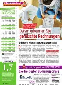 Titelbild der Ausgabe 9/2020 von Betrüger werden immer dreister: Daran erkennen Sie gefälschte Rechnungen. Zeitschriften als Abo oder epaper bei United Kiosk online kaufen.