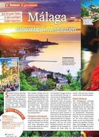 Titelbild der Ausgabe 10/2020 von Málaga – Geheimtipp in Andalusien. Zeitschriften als Abo oder epaper bei United Kiosk online kaufen.