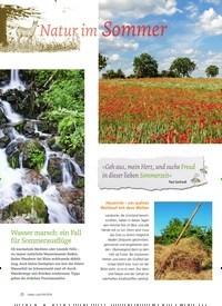 Titelbild der Ausgabe 4/2018 von Natur im Sommer. Zeitschriften als Abo oder epaper bei United Kiosk online kaufen.