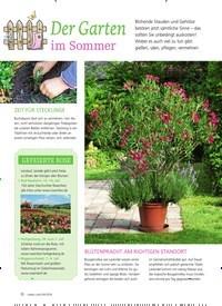 Titelbild der Ausgabe 4/2018 von Der Garten im Sommer. Zeitschriften als Abo oder epaper bei United Kiosk online kaufen.