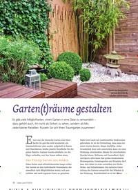 Titelbild der Ausgabe 1/2019 von Garten(t)räume gestalten. Zeitschriften als Abo oder epaper bei United Kiosk online kaufen.