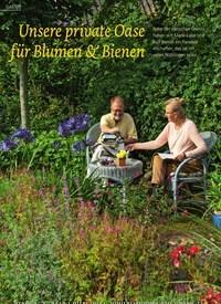 Titelbild der Ausgabe 4/2019 von GARTEN: Unsere private Oase für Blumen & Bienen. Zeitschriften als Abo oder epaper bei United Kiosk online kaufen.