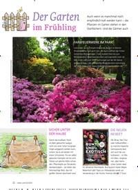 Titelbild der Ausgabe 2/2020 von Der Garten im Frühling. Zeitschriften als Abo oder epaper bei United Kiosk online kaufen.