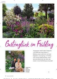 Titelbild der Ausgabe 2/2020 von Gartenglück im Frühling. Zeitschriften als Abo oder epaper bei United Kiosk online kaufen.
