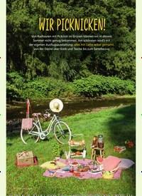 Titelbild der Ausgabe 4/2020 von Wir Picknicken!. Zeitschriften als Abo oder epaper bei United Kiosk online kaufen.