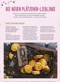 Titelbild der Ausgabe 6/2020 von DIE NEUEN PLÄTZCHEN-LIEBLINGE. Zeitschriften als Abo oder epaper bei United Kiosk online kaufen.