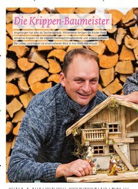 Titelbild der Ausgabe 6/2020 von HANDARBEIT: Die Krippen-Baumeister. Zeitschriften als Abo oder epaper bei United Kiosk online kaufen.