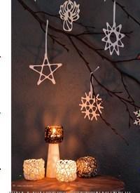 Titelbild der Ausgabe 6/2020 von HANDARBEIT: Porzellan am Weihnachtsbaum. Zeitschriften als Abo oder epaper bei United Kiosk online kaufen.