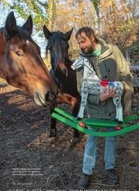 Titelbild der Ausgabe 1/2021 von Vom Gäulschesmacher: Pferdchen mit Tradition. Zeitschriften als Abo oder epaper bei United Kiosk online kaufen.