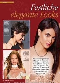 Titelbild der Ausgabe 4/2018 von EXTRA: Festliche Frisuren – elegante Looks für jeden Anlass. Zeitschriften als Abo oder epaper bei United Kiosk online kaufen.